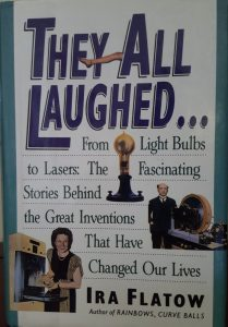 they all laughed - april 1 blog