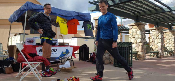 USATF 50k Race Walk Championships, January 20, 2018 Recap