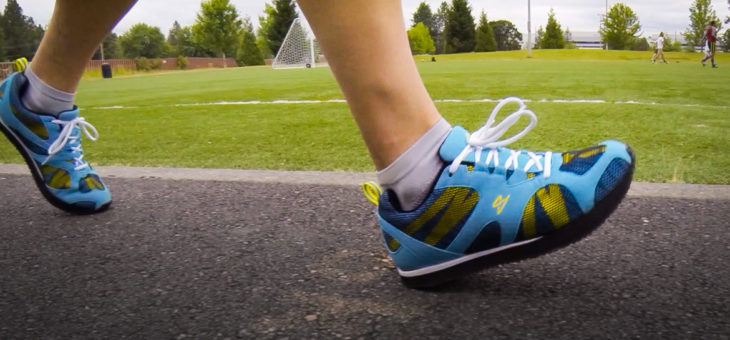 Update on the Launch of the Blue Reshod Walking Shoes