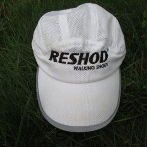 Reshod Walking Shoes Cap