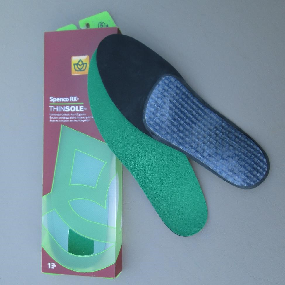 Spenco RX Thinsole | Reshod Walking Shoes