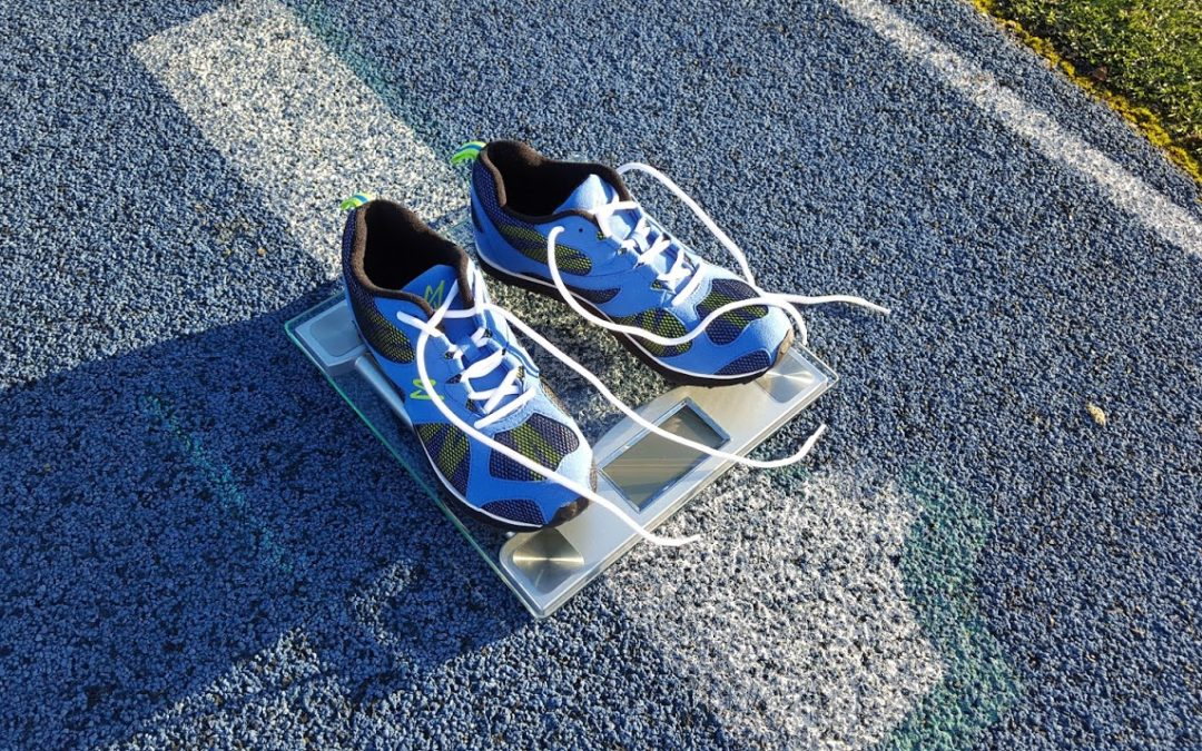 Are Your Walking Shoes Worth the Weight?